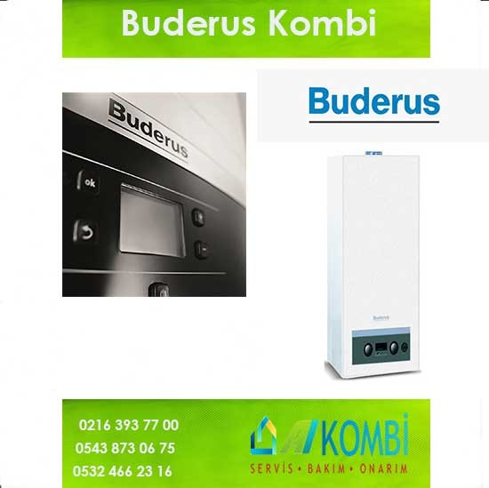 Buderus Kombi
